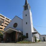 横浜聖アンデレ教会 聖堂外観