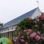 市川聖マリヤ教会(外観)