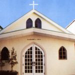 八日市場聖三一教会聖堂 外観