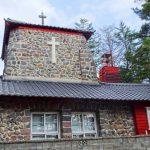 清里聖アンデレ教会 聖堂外観