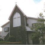 横浜聖クリストファー教会 聖堂外観
